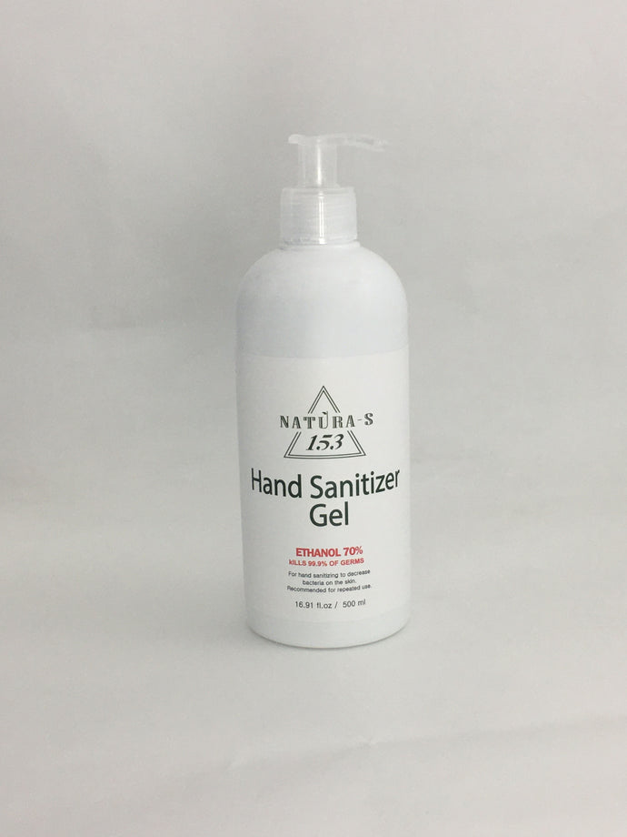 Natura-S Hand Sanitizer Gel