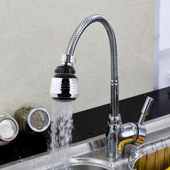 Kitchen Movable Metal Faucet Filter Shower
