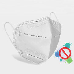 KN95 PM2.5 CE Certification Face Mask Anti-fog Strong Protective Mouth Mask FFP3 Respirator Reusable 10pcs