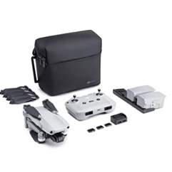 DJI Mavic Air 2 Fly More Combo - Drone Quadcopter UAV with 48MP 4K Camera