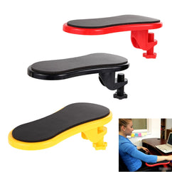 Attachable Hand Shoulder Protect Armrest Pad Desk Attachable Computer Table Arm Support Mouse Pads Arm Wrist Rests for Table
