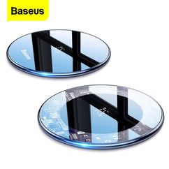 Wireless Charger for iPhone 11 Pro Xs Max X 8 Induction Fast Wireless Charging Pad for Samsung S20 Huawei Xiaomi 9