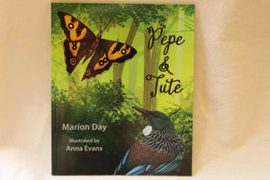Pepe & Tute Picture Book