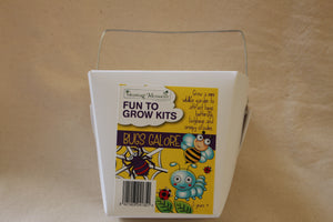 Fun-to-Grow Kits - Bugs Galore