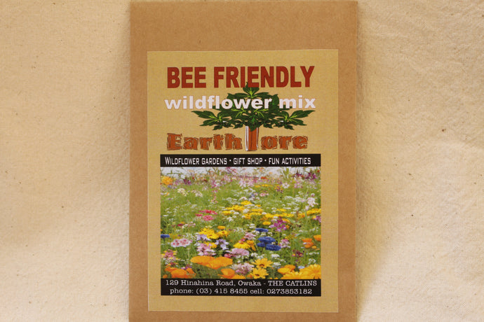 Earthlore-Branded Wildflower Seeds