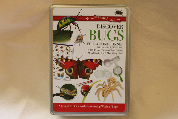 Discover Bugs Educational Set