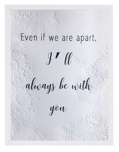 'with you' typo