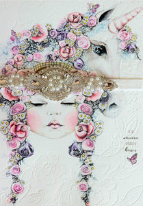 'fantasia diamante headband' gift set