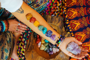 Energy Healing: A Beginner's Guide to the 7 Chakras