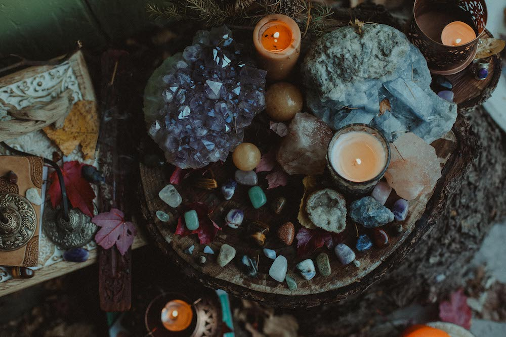 Charge your Crystals: How to Perform A Full Moon Ritual