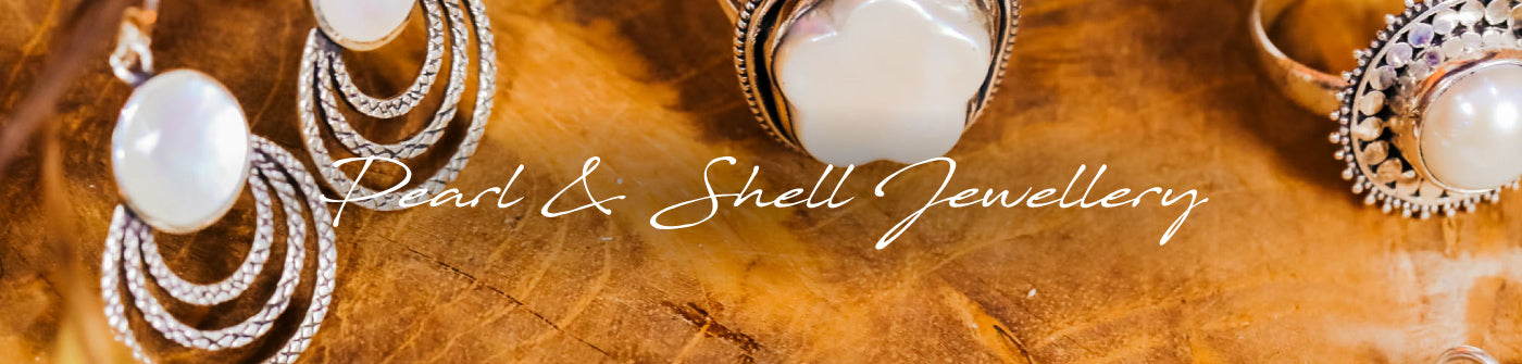 Pearl & Shell Jewellery