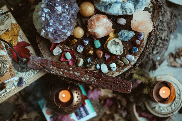 Top 5 spiritual gifts - gemstones