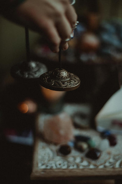Charge your Crystals: How to Perform A Full Moon Ritual ...
