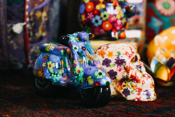 ISHKA Floral Money Boxes