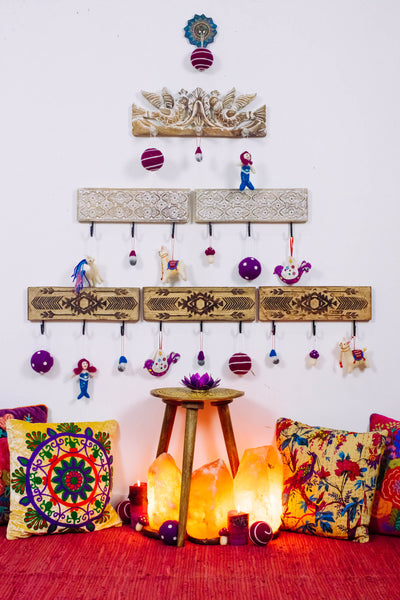 Alternative ISHKA Christmas Tree - Coat Hook