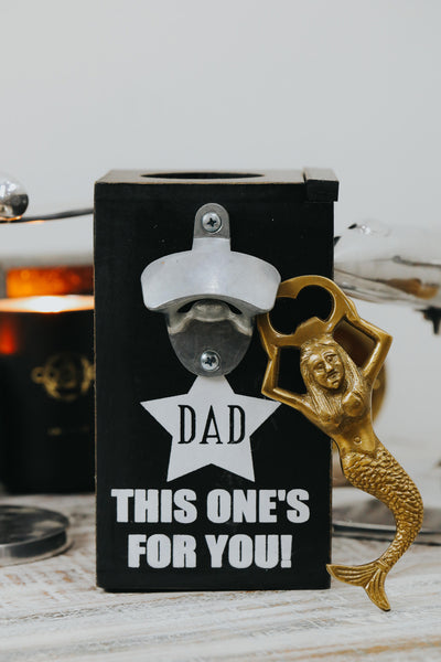 ISHKA Father's Day gifts - bottle openers