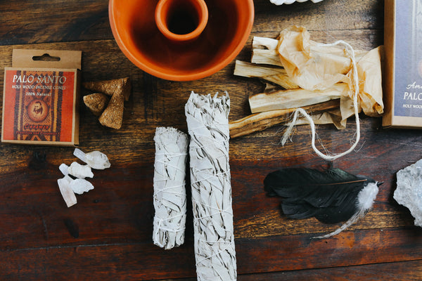 Palo santo Sage smudge sticks