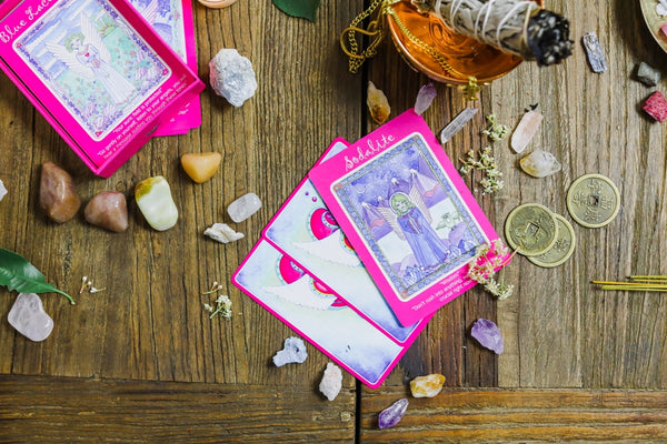 Top 5 spiritual gifts - tarot cards