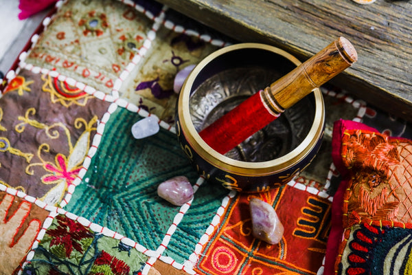 Top 5 gifts for the spiritual soul - singing bowls