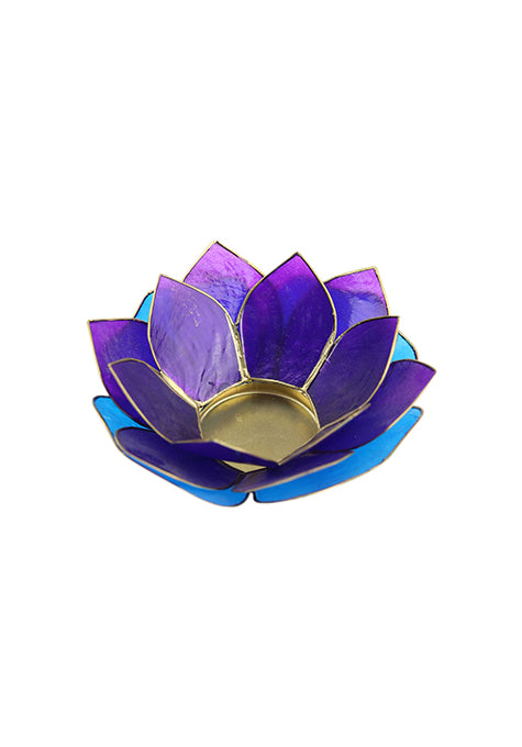 Kolam Lotus Tealight Holder