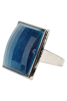 Square Mood Ring
