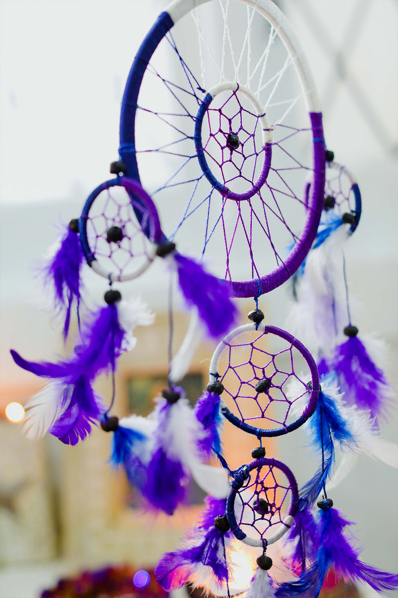 Blue Dreamcatcher