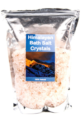 Himalayan Bath Salt Crystals
