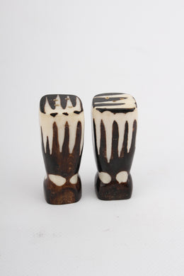 Kenya Salt & Pepper Shakers