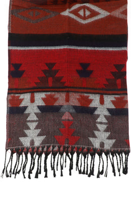 Assorted Aztec Shawl