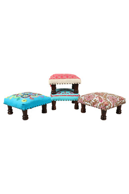 Assorted Choki Saras Stool