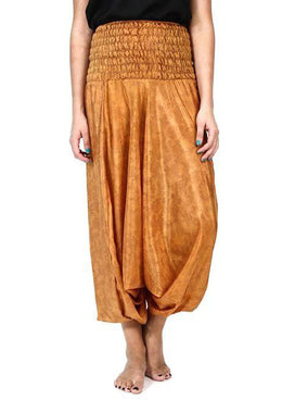 Ali Baba Silk Pants