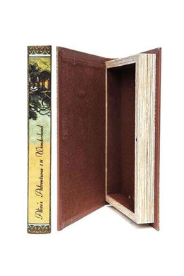 Alice in Wonderland Book Box