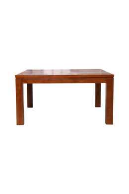 Square Rubberwood Dining Table
