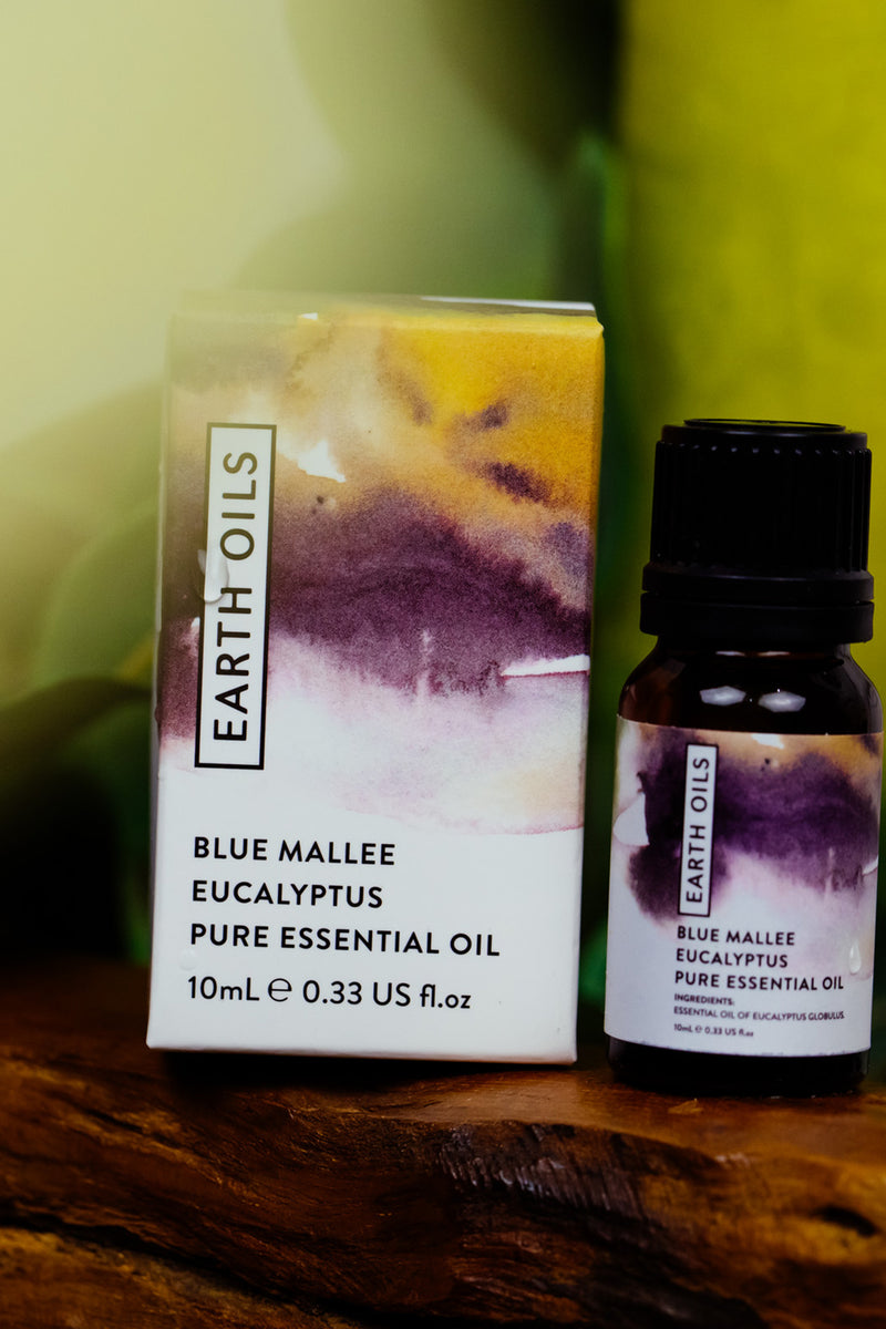 Earth Oils Blue Mallee Eucalyptus 10ml