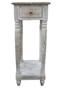 2-Tier Marseille Pedestal Table