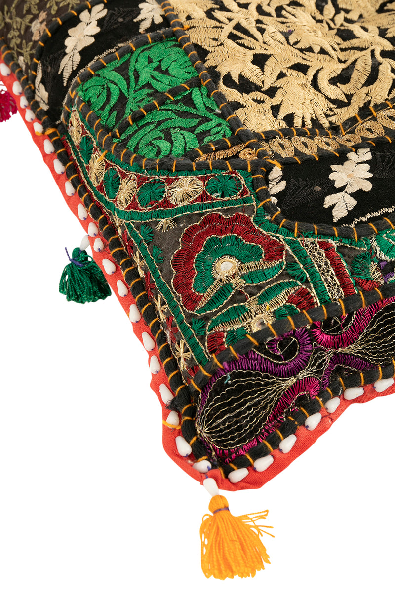 Assorted Khambaria Multi Gaddi Cushion