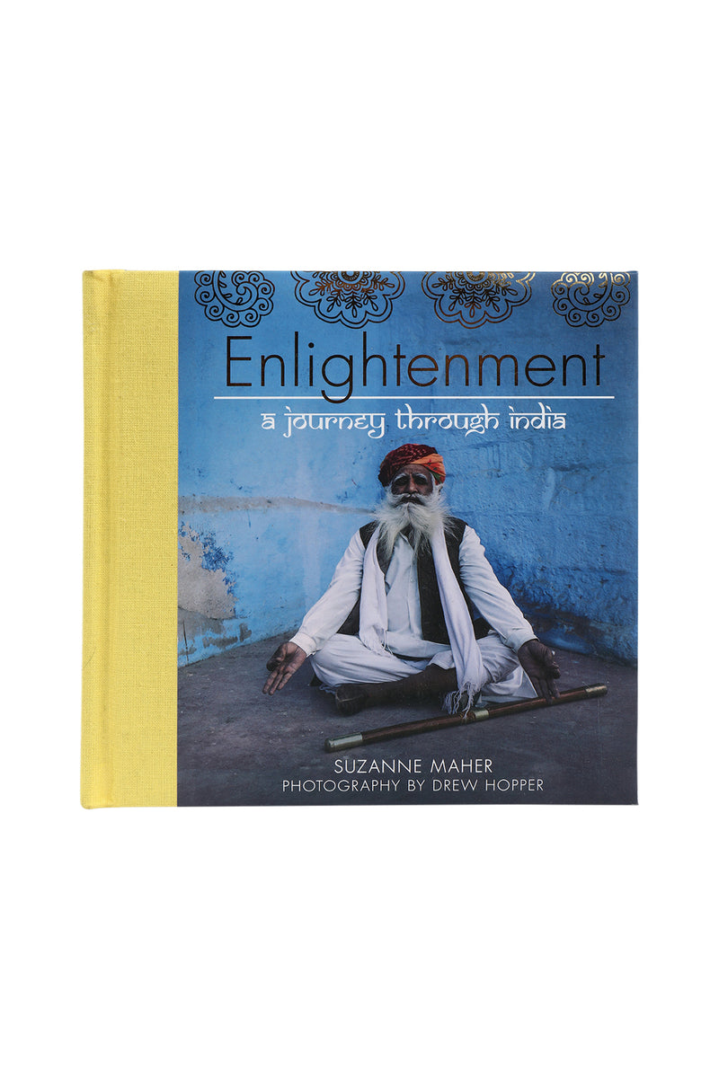 Enlightenment Journey Through India Book