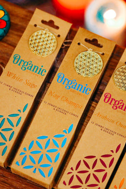 Organic Goodness Incense Cones