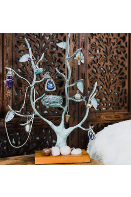 Jewellery Tree with Nest