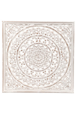 Cutwork Mandala Wall Panel