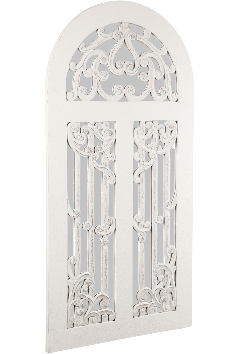 Art Nouveau Mirror Wall Panel