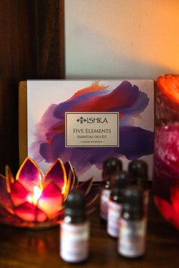 Five Elements Essential Oils Kit