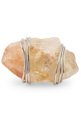Cosmic Wire Wrap Ring