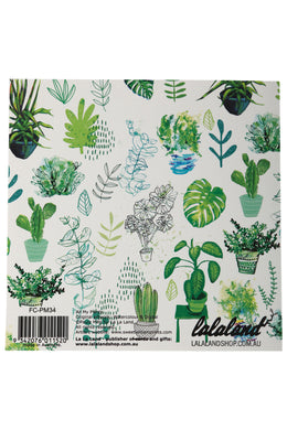 La La Land My Plants Card
