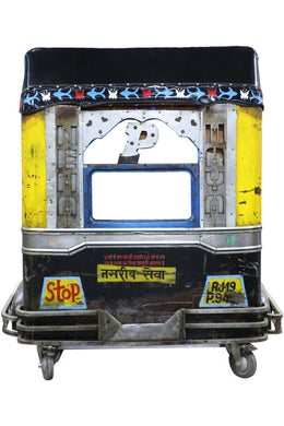 Bollywood Rickshaw Sofa