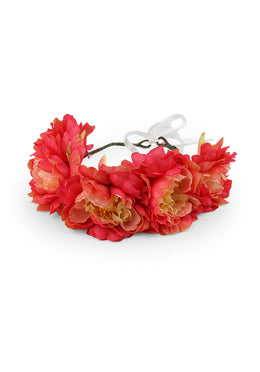 Ruffle Flower Crown