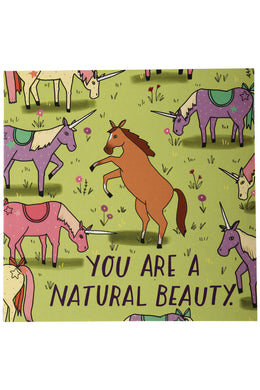 La La Land Natural Beauty Card