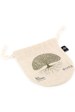 Tree of Life Bali Drawstring Charity Bag