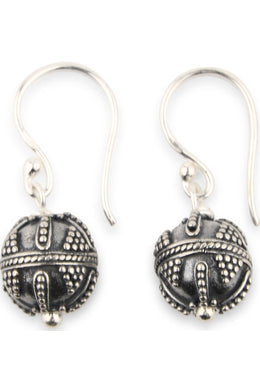 Vintage Ball Earrings