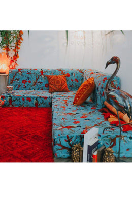 Bird of Paradise Modular Sofa